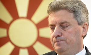 Πολιτικός σεισμός στα Σκόπια: Ηχηρό «όχι» Ιβάνοφ στη διεύρυνση της αλβανικής γλώσσας