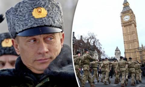 Ξεσπά πόλεμος Ρωσίας – Βρετανίας: Σκληρά αντίποινα ετοιμάζει η Μόσχα (Vid)