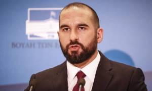 Τζανακόπουλος: Να απαντήσουν Σαμαράς και Στουρνάρας για το σκάνδαλο Novartis