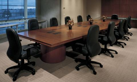 Ασυγκράτητο αφεντικό το κάνει με τη γραμματέα του σε ζωντανή τηλεδιάσκεψη (video)