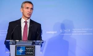 Ο Στόλτενμπεργκ κατηγορεί τη Ρωσία για προσπάθεια αποσταθεροποίησης της Δύσης
