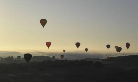 Αυστραλία - Όταν κοιτάς από ψηλά: Ξεκίνησε ένα από τα πιο εντυπωσιακά φεστιβάλ αερόστατου (pics)