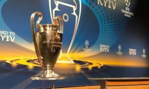 «Τιτανομαχίες» στους «8» του Champions League - Δείτε όλα τα ζευγάρια