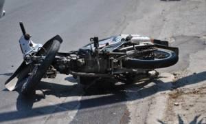 Ηράκλειο: 92χρονος δικυκλιστής τράκαρε με... ηλικιωμένο που οδηγούσε μηχανή