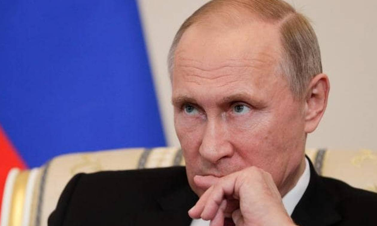 Ρωσία: «Σοκαριστικές και ασυγχώρητες οι κατηγορίες περί εμπλοκής του Πούτιν στη δηλητηρίαση Σκριπάλ»