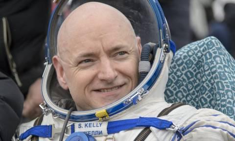Σκοτ Κέλι: Επέστρεψε από το διάστημα... άλλος άνθρωπος - Άλλαξε το DNA του