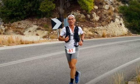 Θεσσαλονίκη: Νεκρός βρέθηκε ο υπερμαραθωνοδρόμος Δημήτρης Κρυστάλλης