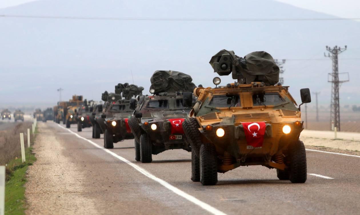 Η άλωση της Αφρίν: 150 χιλιάδες άμαχοι εγκαταλείπουν την πόλη για να γλιτώσουν τη σφαγή των Τούρκων