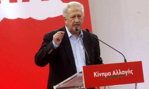 Συνέδριο Κινήματος Αλλαγής – Σκανδαλίδης: Ο Τσίπρας και οι ΣΥΡΙΖΑΝΕΛ δεν έχουν καμία σχέση με το νέο