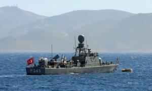 Δεν σέβεται ούτε τους νεκρούς: Η Τουρκία εξέδωσε NAVTEX για έρευνα και διάσωση στο Αγαθονήσι