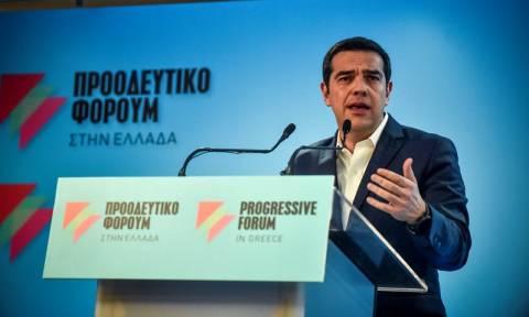 Τσίπρας: Ανάγκη για μια νέα Αριστερά σε μια Ευρώπη που διακυβεύεται το μέλλον της
