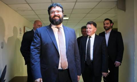 Βασιλειάδης: «Κανένα βήμα πίσω, ακόμα και Grexit»