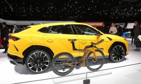 Ποδήλατο Λαμποργκίνι; Τι βγάλανε οι άνθρωποι!