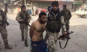 Η σφαγή του Αφρίν: Αίμα, θάνατος και φρικαλεότητες των Τούρκων στην άλωση της κουρδικής πόλης