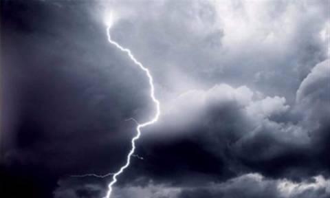 Καιρός: Μεγάλες καταστροφές στην Κέρκυρα από την κακοκαιρία (pic)