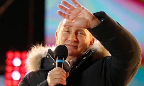 Προεδρικές εκλογές Ρωσία: Τέταρτη θητεία στο Κρεμλίνο για τον Πούτιν – Επανεκλογή με 75%