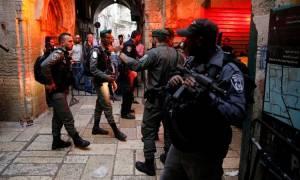 Πέθανε ο Ισραηλινός που είχε δεχθεί επίθεση με μαχαίρι στην Ιερουσαλήμ
