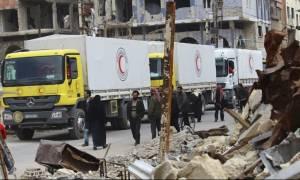 Συρία: Πάνω από 20.000 άμαχοι εγκατέλειψαν την Ανατολική Γούτα