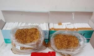 Συλλήψεις για λαθρεμπόριο καπνού στον Προμαχώνα