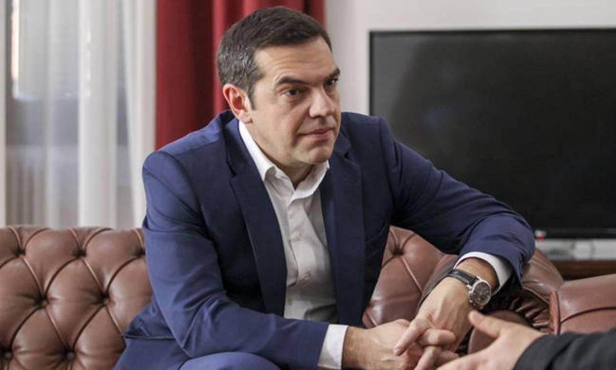 Σε Σύρο και Τήνο ο Αλέξης Τσίπρας για τα εγκαίνια της Ηλεκτρικής Διασύνδεσης των Κυκλάδων