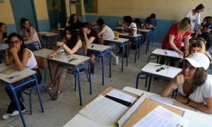 Πανελλήνιες 2018: Ξεκίνησε η υποβολή αιτήσεων για τη συμμετοχή στις πανελλαδικές εξετάσεις