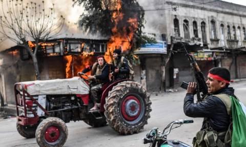 Η σφαγή του Αφρίν: Αίμα, θάνατος και φρίκη μετά την άλωση της κουρδικής πόλης από τους Τούρκους
