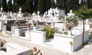 Ηράκλειο: Πήγε στον οικογενειακό τάφο και έπαθε σοκ με αυτό που είδε