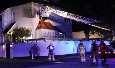Συναγερμός στη Δανία: Επίθεση με μολότοφ στην τουρκική πρεσβεία
