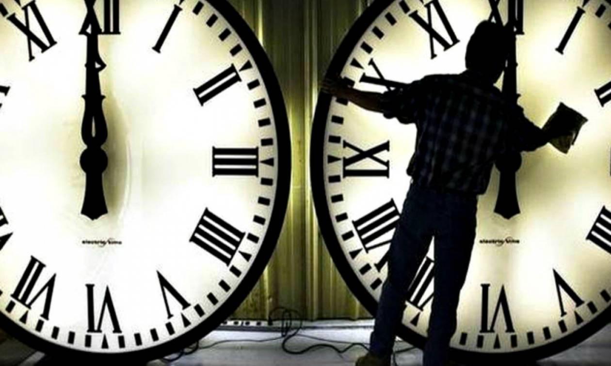 Αλλαγή ώρας 2018  Πότε γυρίζουμε τα ρολόγια μία ώρα μπροστά - Γιατί ίσως θα  είναι 3feacd3a116