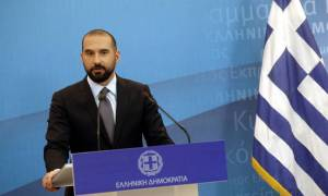 Gov't spokesman Tzanakopoulos lashes out at New Democracy