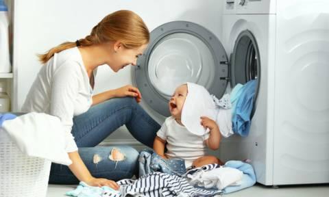 Αυτές οι κυρίες ξέρουν τι θα πει μπουγάδα!