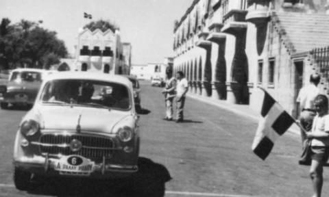 Ρόδος: Συγκινητική αναβίωση των ιστορικών αγώνων ταχύτητας στο νησί