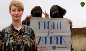 Συρία: Βρετανίδα που πολεμούσε στο πλάι των Κούρδων σκοτώθηκε στην Αφρίν