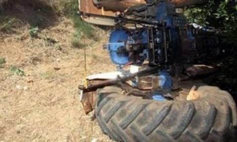 Τραγικός θάνατος αγρότη στην Κρήτη - Καταπλακώθηκε από το τρακτέρ