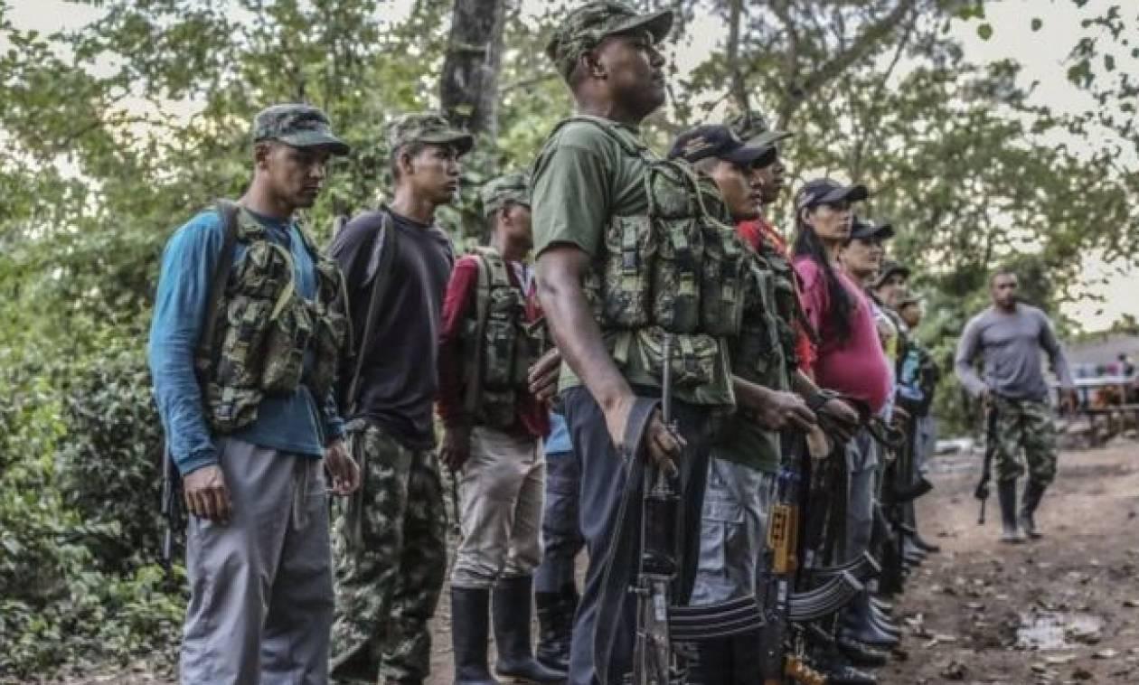 Κολομβία: Εννέα αποστάτες των FARC σκοτώθηκαν σε επιχείρηση του στρατού
