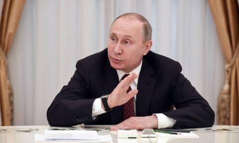 Ο Τραμπ δεν συνεχάρη τον Πούτιν – Τι δηλώνει το Κρεμλίνο