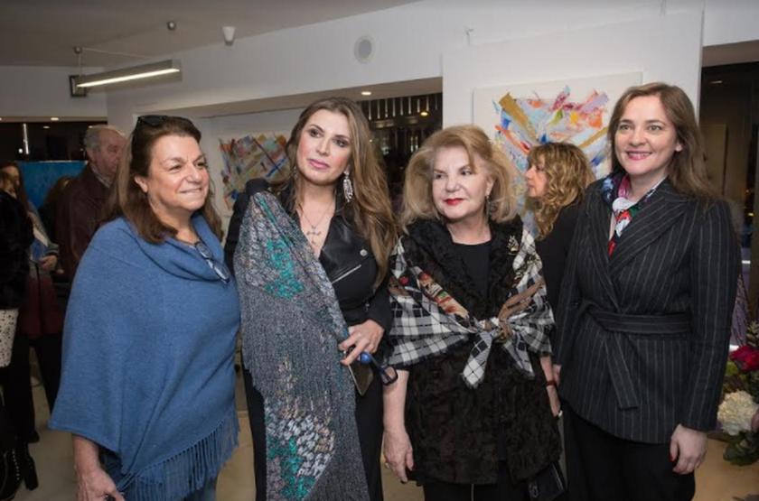 Έκθεση «Women Bridging World»: Όταν μία βραβευμένη εικαστικός συναντά μία γνωστή δημιουργό...