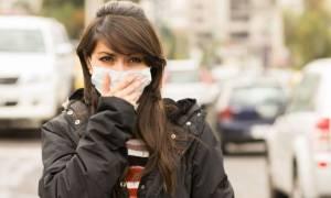 Αφρικανική σκόνη: Γιατί είναι επικίνδυνη για την υγεία, ποιοι ανήκουν στις ευπαθείς ομάδες (pics)