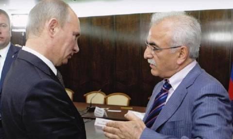 Επιστολή Ιβάν Σαββίδη σε Πούτιν: Βοήθησε να απελευθερωθούν οι δυο Έλληνες στρατιωτικοί