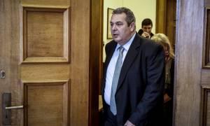 Καμμένος για Έλληνες στρατιωτικούς: Η Τουρκία λειτουργεί με τη λογική του «Εξπρές του Μεσονυχτίου»
