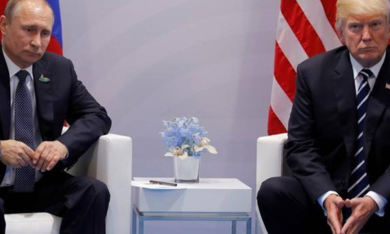 Ο Τραμπ συνεχάρη τηλεφωνικά τον Πούτιν για την επανεκλογή του