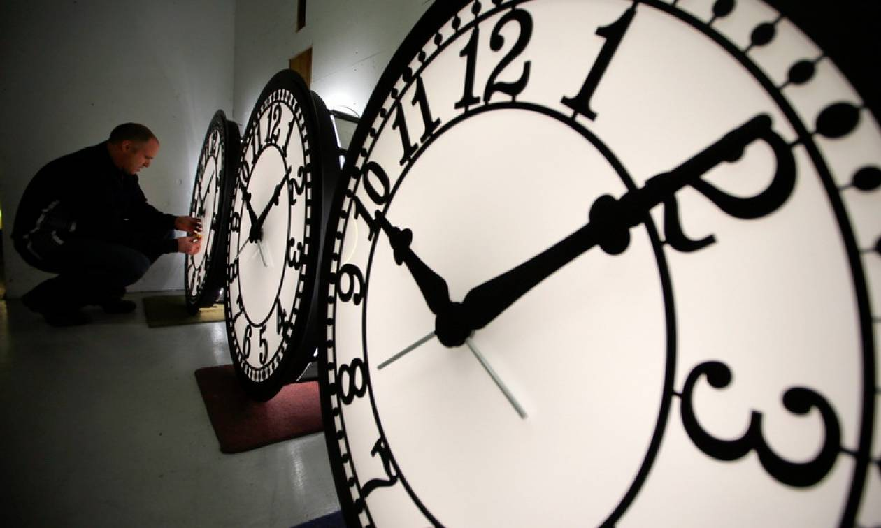 Αλλαγή ώρας 2018: Προσοχή! Η ώρα γίνεται θερινή σε λίγες μέρες