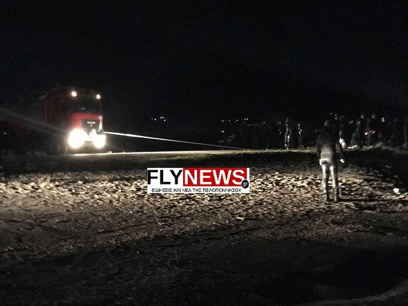 Λακωνία: Φωτογραφίες - ΣΟΚ: Καρέ - καρέ η ανάσυρση του αυτοκινήτου του νεκρού Αρχιμανδρίτη