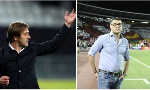 Ολυμπιακός: Μιλόγεβιτς και Πέδρο Μαρτίνς για αντί-Γκαρθία