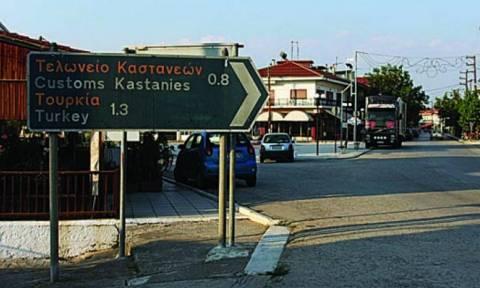 Έβρος: Αφήνουν ελεύθερο τον Τούρκο που πέρασε χθες σε ελληνικό έδαφος!