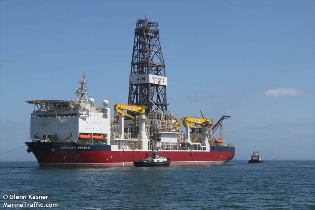 Deepsea Metro II: Το «Θηρίο» που στέλνει ο Ερντογάν στην Κύπρο για γεωτρήσεις - Δείτε φωτογραφίες