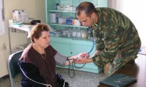 Γιατροί οπλίτες τοποθετούνται σε Περιφερειακά Ιατρεία και Κέντρα Υγείας