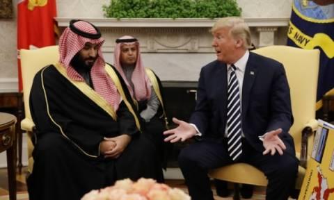 Η Υεμένη στο επίκεντρο της συνάντησης του Ντόναλντ Τραμπ με τον Μοχάμεντ μπιν Σαλμάν