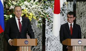 Лавров обсудил в Японии двусторонние отношения, вопросы безопасности и дело Скрипаля