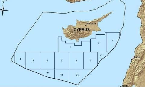 Κυπριακή ΑΟΖ: Δείτε το χάρτη της Τουρκίας με τις έρευνες του Deepsea Metro 2